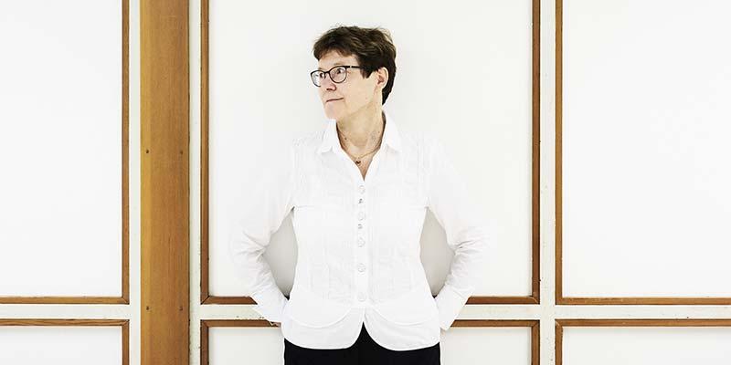 Ulla Kiiski is one of the inventors of the NEXBTL technology used in producing renewable diesel.