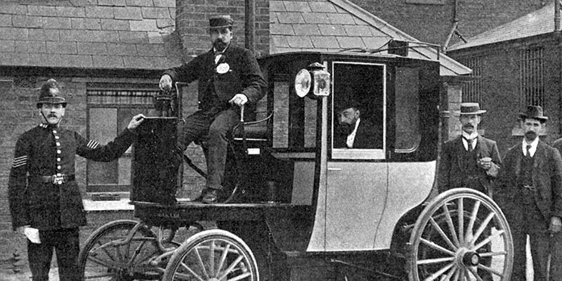 While the early electric cars died quickly, the seed for future developments was planted.