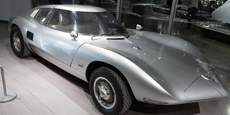 Chevrolet's Corvair Monza Spyde, introduced in 1962, was one of the first turbocharged passenger cars.