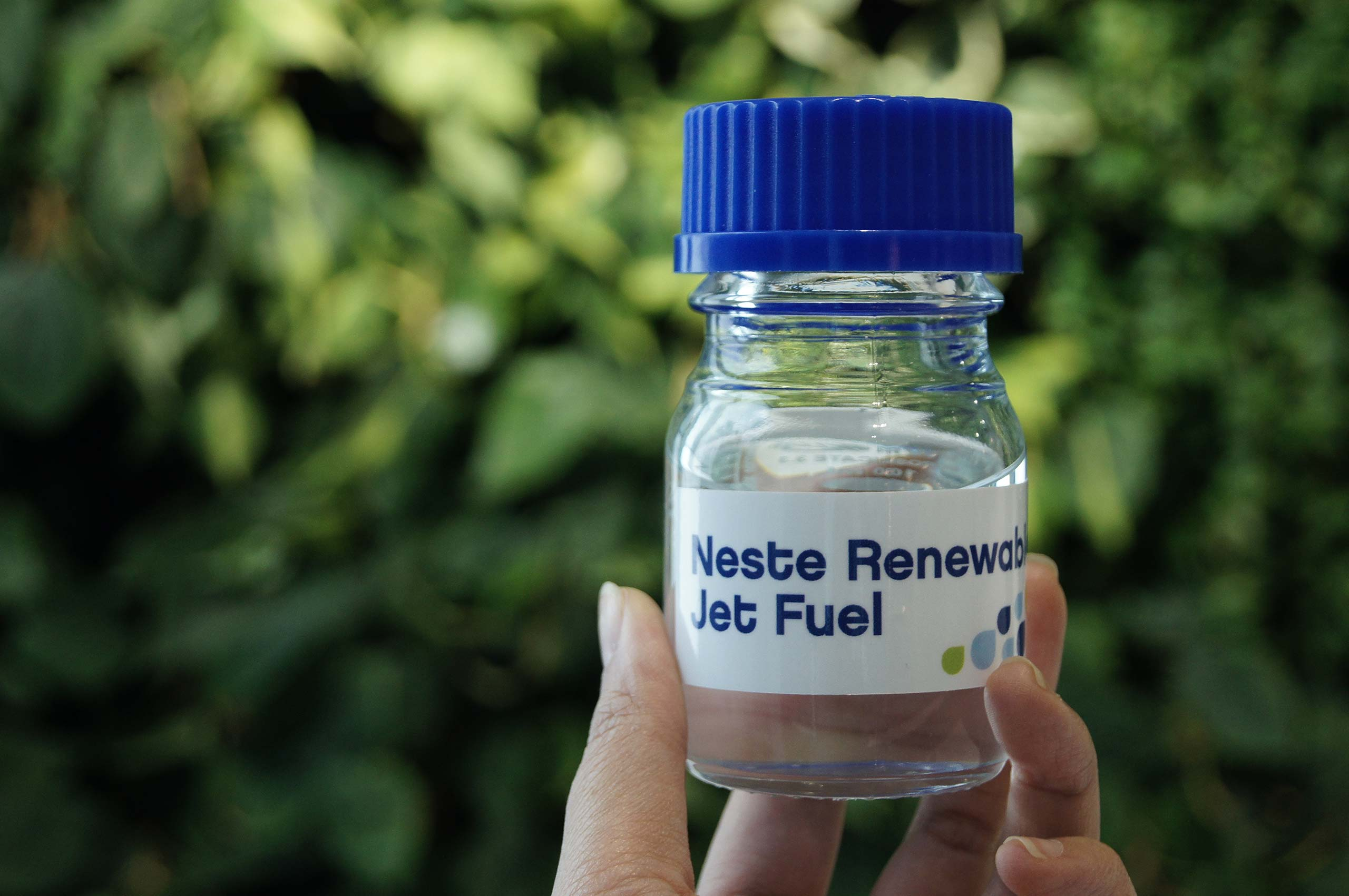 Neste MY Renewable Jet Fuel™