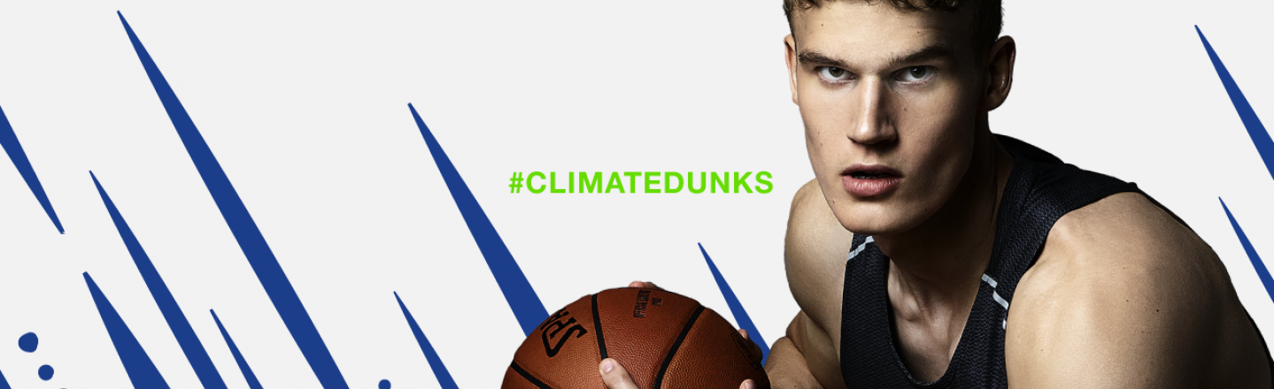 Neste and Chicago Bulls' Lauri Markkanen to spread climate awareness during away games this NBA season