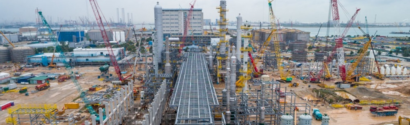 Neste Singapore Expansion Project - West Area