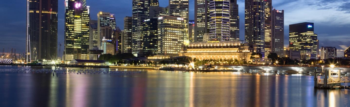 Singapore-city view