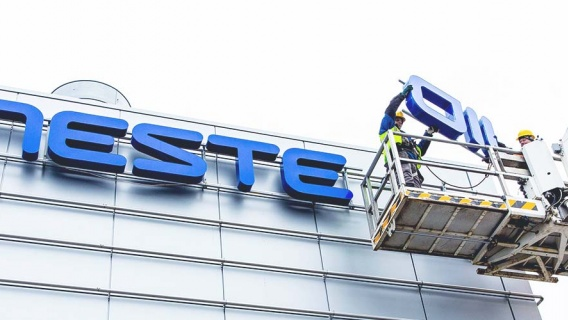 Neste's business transformation journey