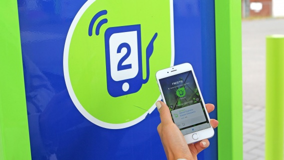 Neste mobile app users
