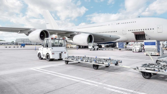 Neste's partnerships in sustainable aviation.