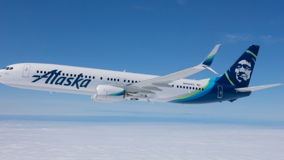 Photo: Alaska Airlines image bank