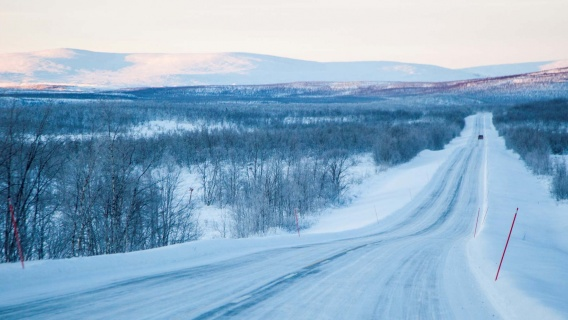 Neste's arctic fuels have been developed and tested to withstand the most extreme conditions.