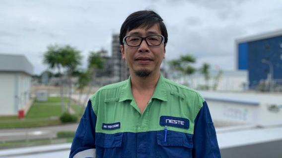Ang Yeok Chong - Neste