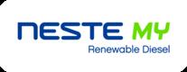 Neste MY Renewable Diesel logo