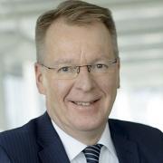 Simo Honkanen, Senior Vice President, Sustainability and Public Affairs, Neste
