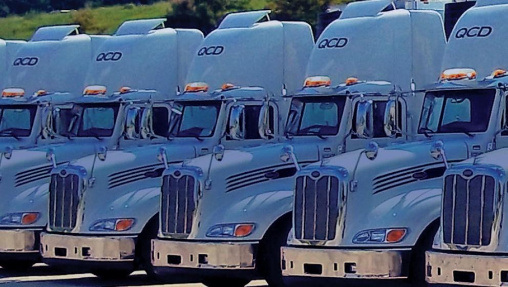 Quality Custom Distribution fleet