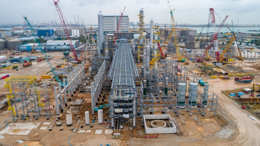 Ensuring safe constructions of the Singapore Expansion Project during the exceptional times