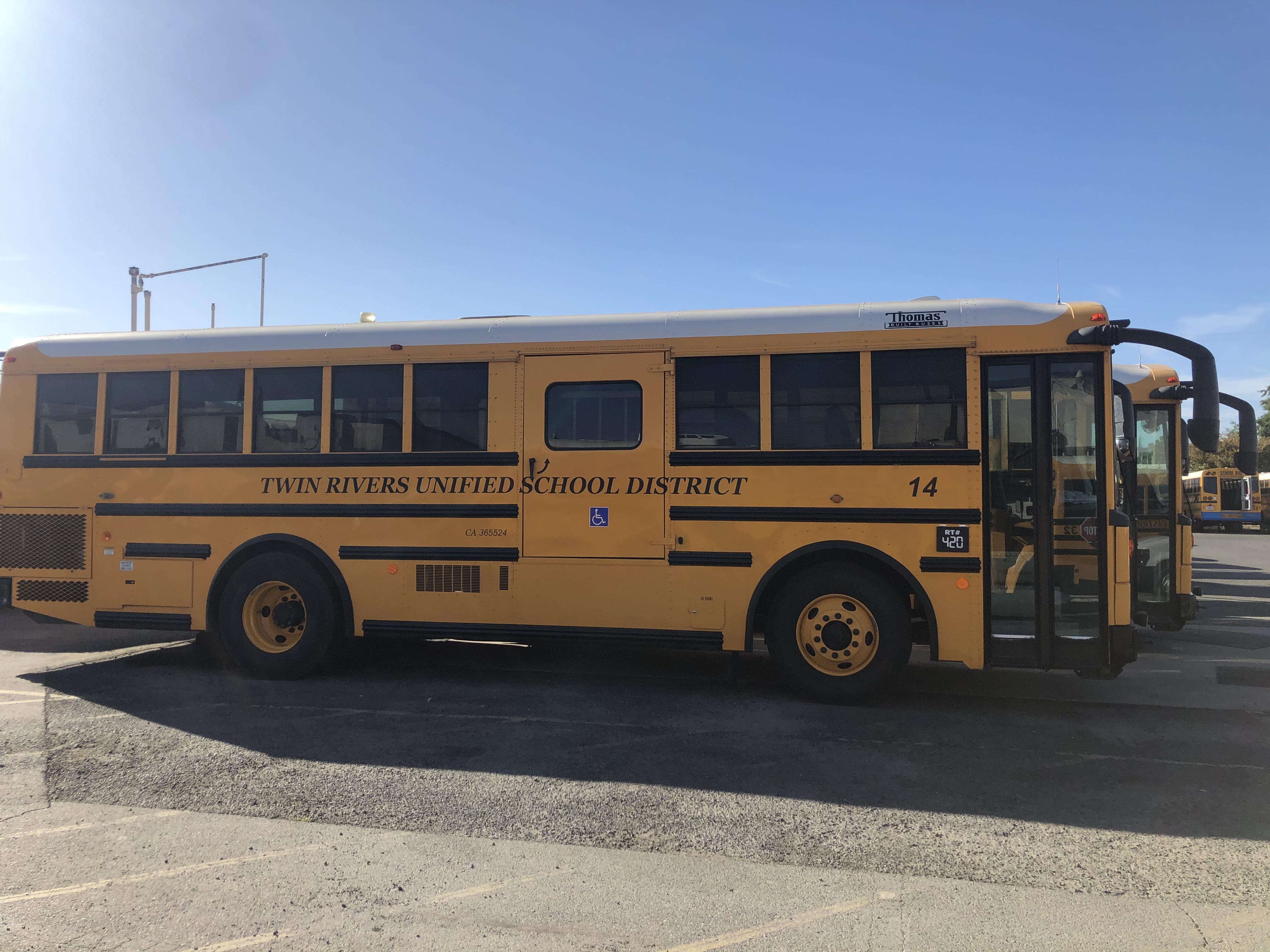 75 school buses now run on low-emission renewable diesel